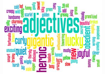 Pengertian Adjective ( Belajar Mudah Bahasa Inggris )